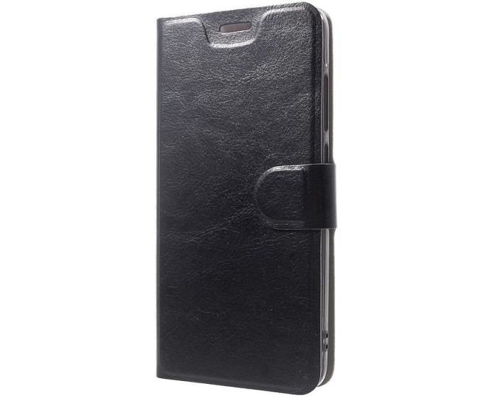 XCase Flexi Book Stand Θήκη Πορτοφόλι Black (Xiaomi Redmi Note 4)