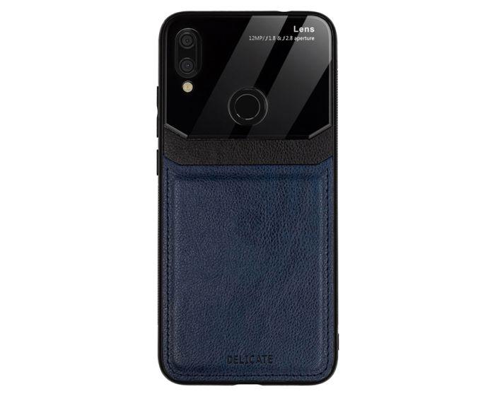 Bodycell Plexiglass Back Cover Case Θήκη - Μπλε (Xiaomi Redmi Note 7 / Note 7 Pro)