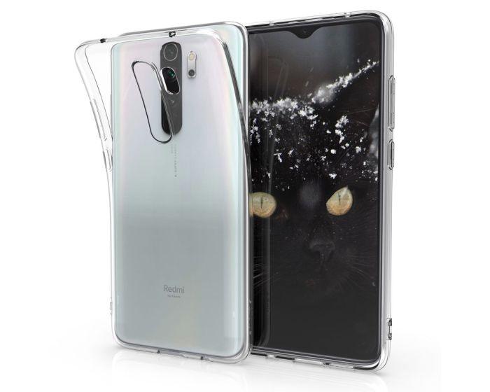 KWmobile TPU Clear Silicone Case Θήκη Σιλικόνης (50241.03) Διάφανη (Xiaomi Redmi Note 8 Pro)