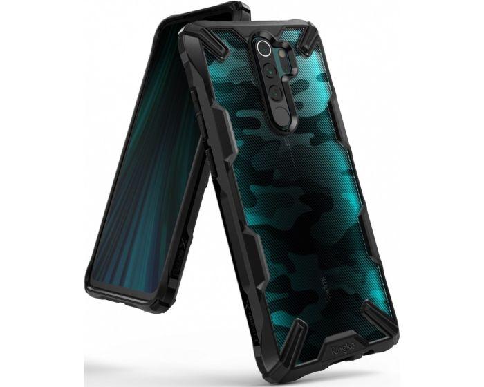 Ringke Fusion-X Σκληρή Θήκη με TPU Bumper Camo (Xiaomi Redmi Note 8 Pro)