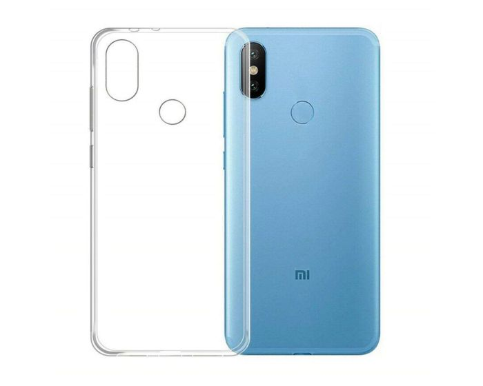 Ultra Thin 0.3mm Silicone Case Διάφανη (Xiaomi Redmi S2)