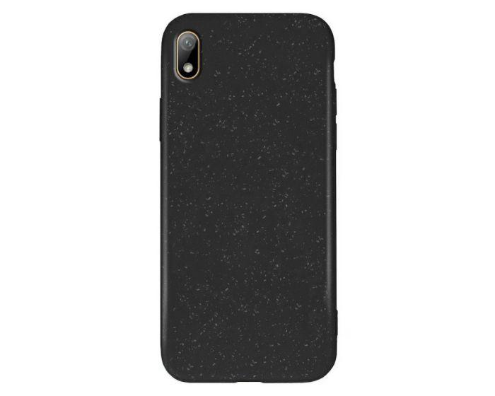 Forcell Zero Waste Bio Case Οικολογική Θήκη Black (Huawei Y5 2019)