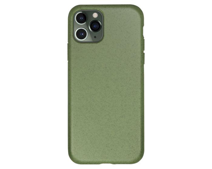 Forever Zero Waste Bioio Case Οικολογική Θήκη Green (iPhone 11 Pro)