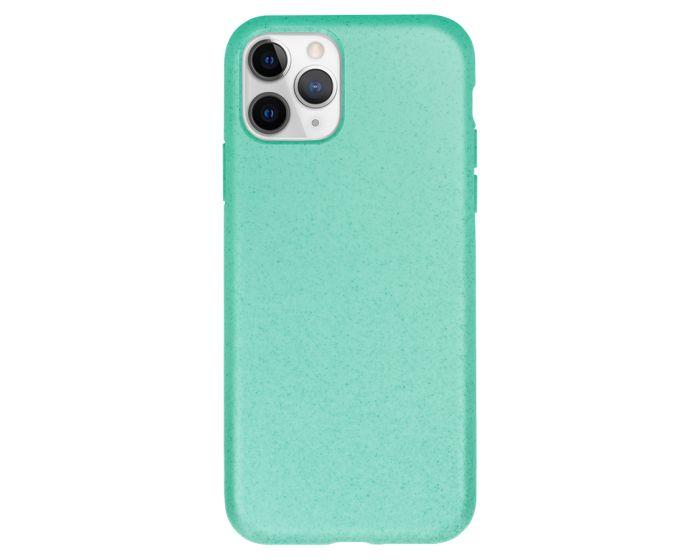 Forever Zero Waste Bioio Case Οικολογική Θήκη Mint (iPhone 11 Pro)